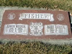 Mary <I>Patrick</I> Fisher