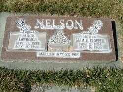 Mamie <I>Cropper</I> Nelson