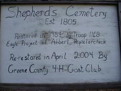 Shepherd Church Cemetery