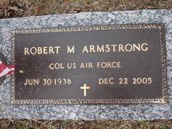 Col Robert Michael Armstrong