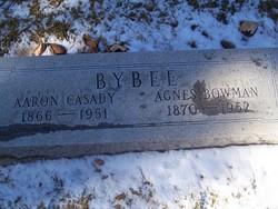 Aaron Casady Bybee