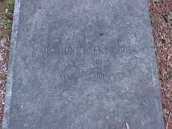 Mary Hunt <I>Marchman</I> Stembridge