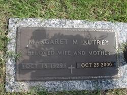 Margaret M. <I>Roberts</I> Autrey