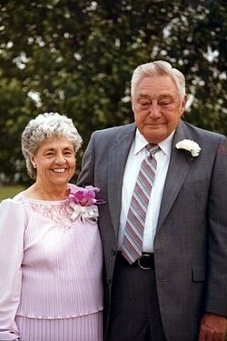 Mildred Elizabeth <I>Lasbury</I> Evans
