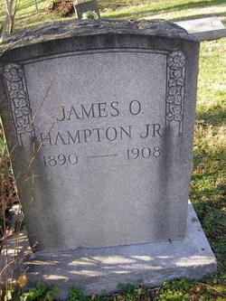James Oliver Hampton, Jr