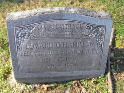 Edward G. Hampton
