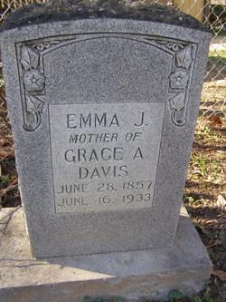 Emma Josephine <I>Woodyard</I> Davis