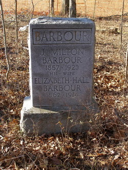 J. Milton Barbour