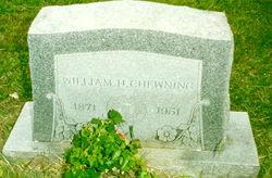 William H Chewning