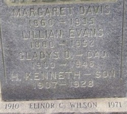 Gladys D Wilson