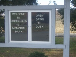 Abbey Glen Pet Memorial Park