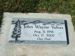 John Wayne Yuhas