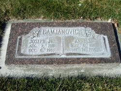 Anne <I>Strelich</I> Damjanovich