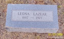 Sarah Leona <I>Sanders</I> Lazear