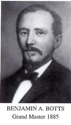 Maj Benjamin Alexander Botts