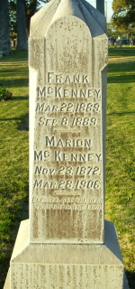 Frank Mc Kenney