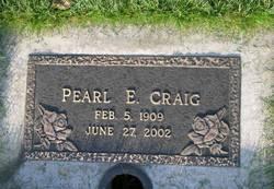 Pearl Elise <I>Restorff</I> Craig