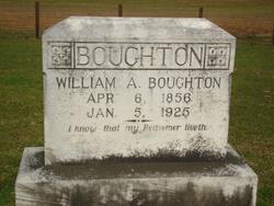 William A. Boughton