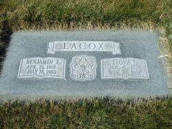 Benjamin Lynn Lacox