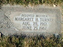 Margaret Mae <I>Hentz</I> Turner