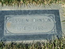 Bessie <I>Narovich</I> Johnson