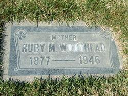 Ruby May <I>Stubbs</I> Woodhead