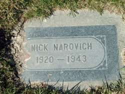 Nick Narovich