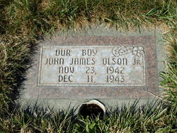 John James Olson, Jr