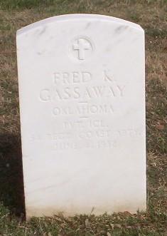 "CPT Fredrick Kenton ""Fred"" Gassaway"