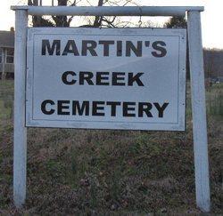 Martins Creek Cemetery