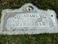 Joseph Lorenzo Adams