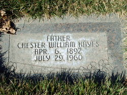 William Chester Hayes