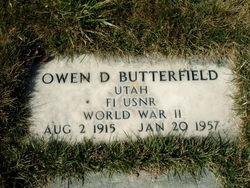 Owen D. Butterfield