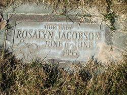Rosylyn Jacobson