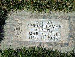 Chriss La Mar Strong