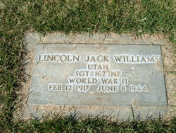 Lincoln Jack Williams