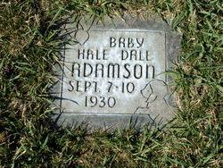 Hal Dale Adamson