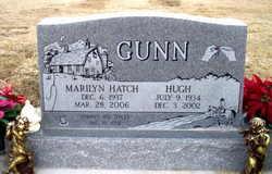 Marilyn <I>Hatch</I> Gunn