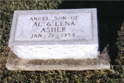 Ancel Asher