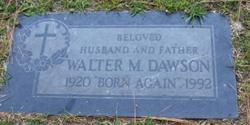 Walter Marion Dawson
