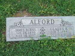 Hattie Gladys <I>Knowles</I> Alford