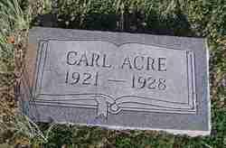 Carl Acre