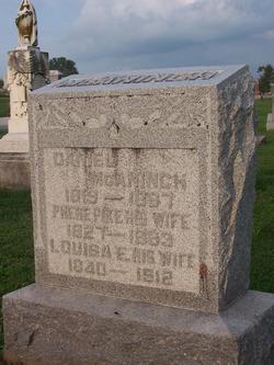Louisa E. <I>Bruce</I> McAninch