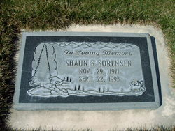 Shaun Stormy Sorensen