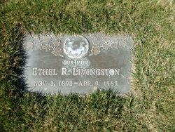 Ethel R <I>Paxman</I> Livingston