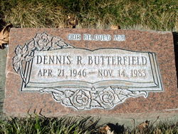 Dennis Ray Butterfield