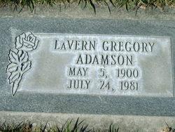 La Vern <I>Gregory</I> Adamson