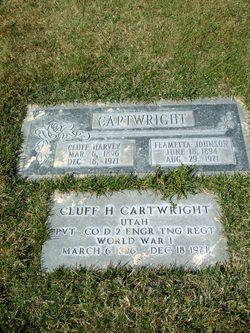 Cluff Harvey Cartwright