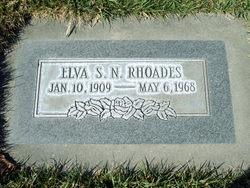 Elva <I>Strong</I> Rhodes
