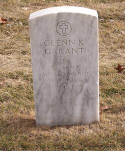 Glenn K Garant